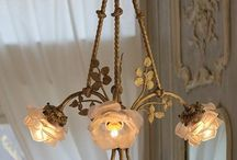 Lighting / For the GLOW of it.  Creative ideas and lighting for every room in the house! / by Dolores Bowen