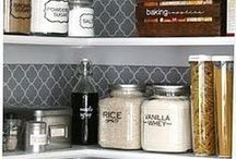 Dine in Style / Kitchen decor and organization