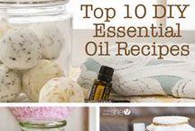 Essential Oils / by Lisa Cornelius