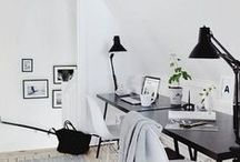 HOME workspaces and office