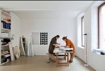 Workspace / by Whitney Deal