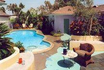 ID - patios & pools / Outdoor spaces, patios, & pools / by Jeanie Jones