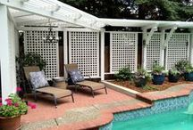 Yard Ideas/Outdoor Spaces / Yard, garden and outdoor spaces