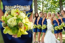 Maids and Party Dresses / Bridesmaids the gals that stand by you in your wedding day