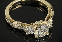 Engagement Rings / by Adena DeMonte