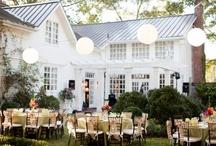 outdoor weddings/events