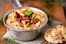 Soups, Chowder & Chili's / by Marissa Bush