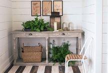 Porch & Entry