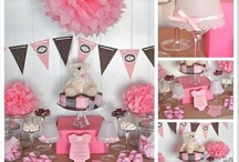 Baby Shower ideas / by Lindsey Hymas