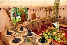 Wedding - Reception Ideas / by Kira Hays