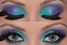 makeup Ideas / Everything makeup!! / by Kristin Osada