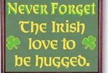 Irish! / by MaryJo Biermann