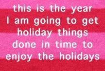 Holiday Hopefuls / by April Pevehouse