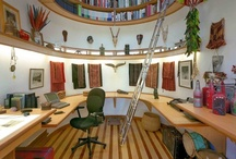 Creative Work Spaces / by Linda Norris