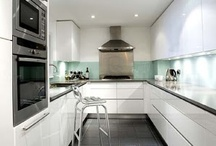 Kitchen Design Ideas / by Libby Brodie