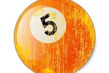Five 5 Five 5 / by Linda Norris