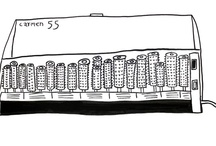Hugo Guinness drawings at wilson stephens and jones
