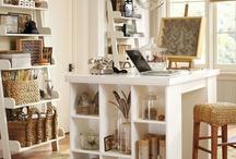 Interiors - Craft Room