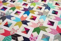 quilt-spiration / Vintage and modern, bright and subtle, warm and crinkly quilts! / by Michael Ann