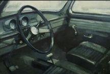 Ben McLaughlin Paintings 2012