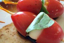 Appetizer/Dip/Hummus/Salsa / by Elizabeth Alonso