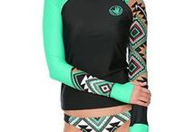 Funky Prints / Stand out with our funky selection of women's swimwear and active wear!