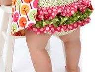 Baby Sewing Patterns from Tie Dye Diva Sewing Patterns