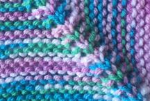 *Knit Patterns & Stitches / Knit patterns and Inspiration