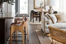 Spaces / A collection of exteriors and interiors
