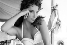 Elizabeth Taylor / by Mark Nestaval