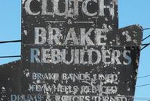 Signs and Places / Interesting old, odd, faded or fancy signs that I thought were worth photographing. / by Dave Hamrin