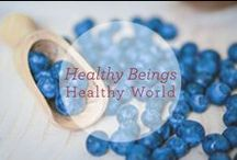 Healthy Beings, Healthy World / For our companion animals and for ourselves... / by Dr. Harvey's