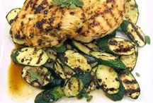 Grill Time / These grilled recipes are just waiting for a summer cookout. / by Prevention Magazine