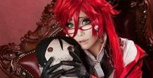 Cosplay! / Costumes, accessories, jewelry and make-up.