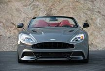 Aston Martin / by Auto Hyped