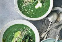 Soup i Love / a bowl of soup is comforting and embracing ......