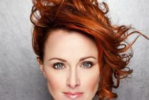 Hair color - Reds / by Daniel McFarlin