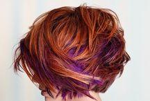 Hair color - Fun / by Daniel McFarlin