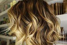 Hair color - Highlights / by Daniel McFarlin