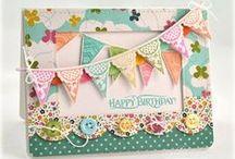 Cards for Happy Birthdays / by Jana Johnson
