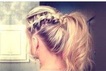 Hair / by Britany Newton