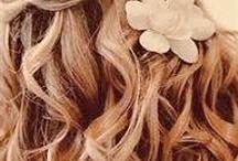 Bridesmaid Hair for Sabina