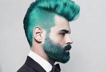 Hair color - Men / by Daniel McFarlin