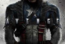 Captain America / Steve Rogers / Team Cap / Chris Evans / On your left.
