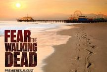 Fear The Walking Dead / We got an old man, a hurt woman, scared kids, and a corpse.