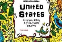 DG & TTT Fun-Schooling USA - Geography, Social Studies & History / Here are some ideas to help you teach your kids all about the USA using Ryan Conner's New Book!   Find out how FUN Homeschooling can be! http://funschoolingbooks.com/   http://www.dyslexiagames.com/