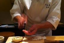 Japanese Food / Authentic Sushi, Unagi, Kaiseki etc...@my favorite restauraunt inTokyo