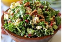 Healthy Recipes / Recipes from rachaelray.com that we can vouch are on the lighter side. / by Team Rachael