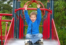 Playgrounds Count / Remember when you spent all day on the swings? Playgrounds are fun for the entire family and we want to share a few of our favorites.