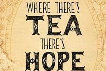 tea party wonderfulness..